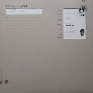 TRUE 003-6 - TRUE PEOPLE - LAMONDE